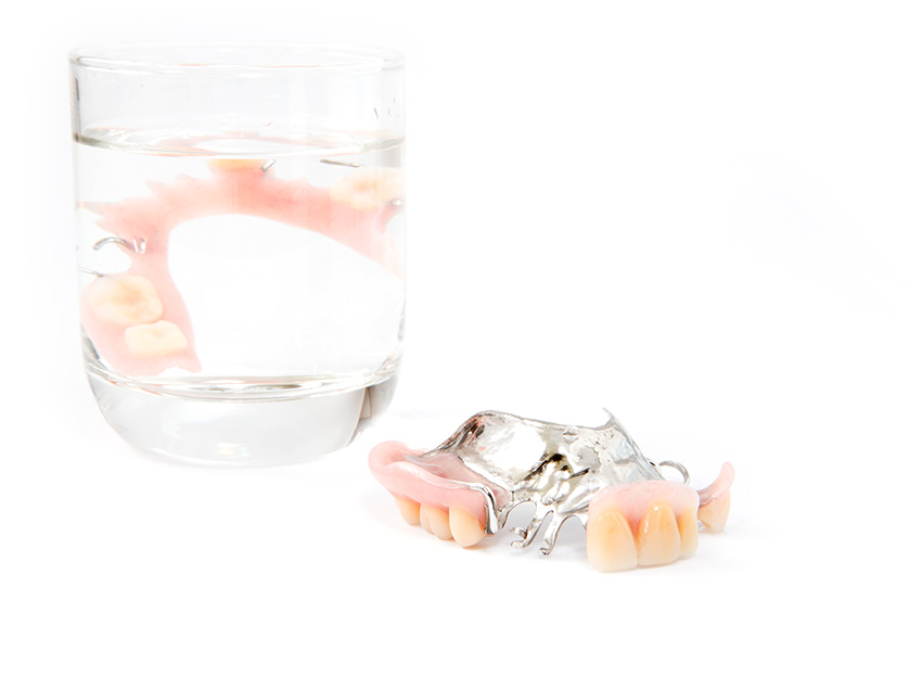 partial dentures benefits